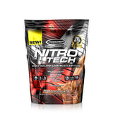 Shop MuscleTech Nitro-Tech, Milk Chocolate, 1 Pound online  sports-nutrition-whey-protein-powders