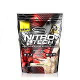 Shop MuscleTech Nitro-Tech, Vanilla, 1 Pound online  sports-nutrition-whey-protein-powders