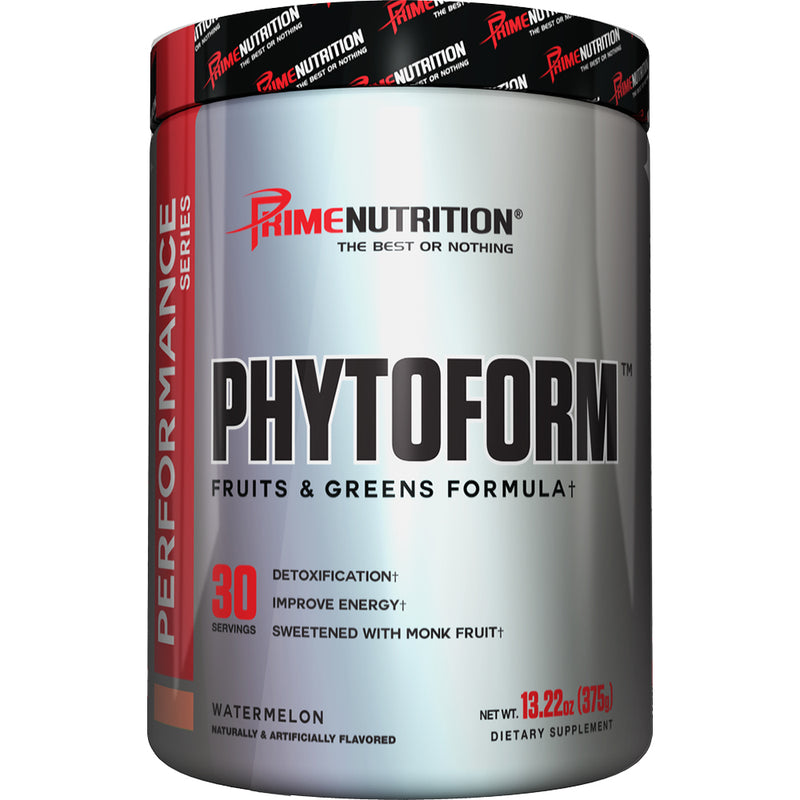 Shop Prime Nutrition Phytoform, Watermelon, 30 Serving online  amino-acids