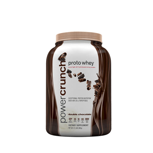 Shop Power Crunch Proto Whey, Double Chocolate, 2 Pound online  sports-nutrition-whey-protein-powders