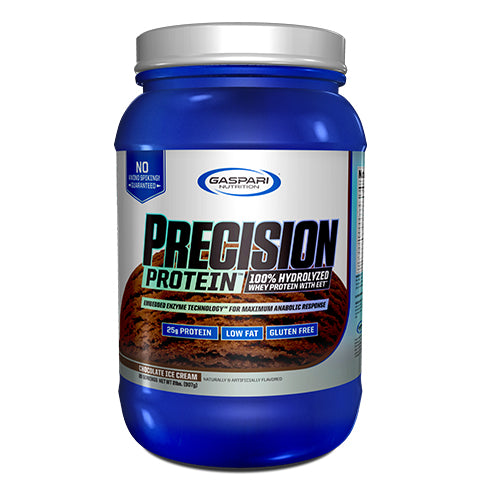 Shop Gaspari Nutrition Precision Protein, Chocolate Ice Cream, 28 Serving online  sports-nutrition-whey-protein-powders