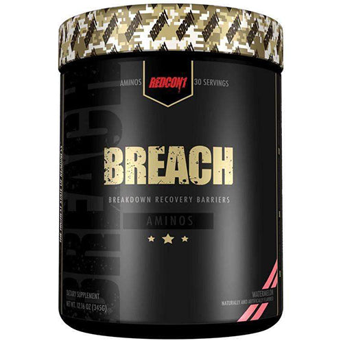 Shop RedCon1 Breach, 30 Serving, Watermelon online  sports-nutrition-post-workout-and-recovery-products