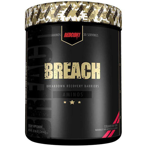 Shop RedCon1 Breach, 30 Serving, Strawberry Kiwi online  sports-nutrition-post-workout-and-recovery-products