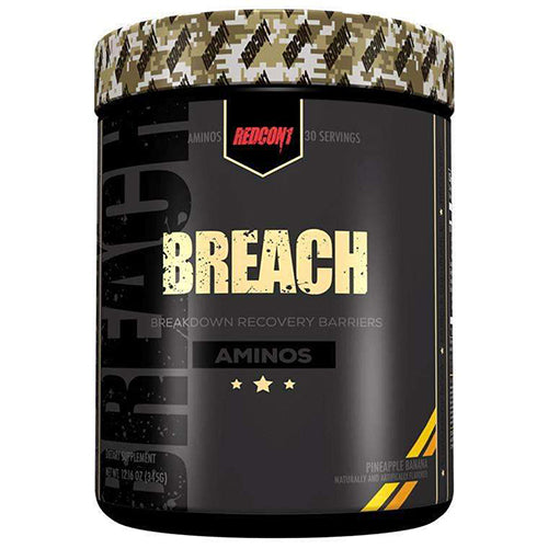 Shop RedCon1 Breach, 30 Serving, Pineapple Banana online  sports-nutrition-post-workout-and-recovery-products