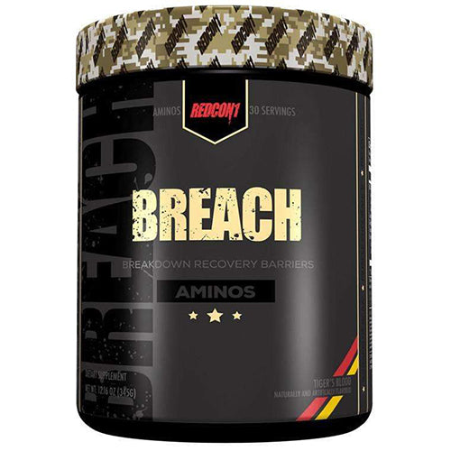 Shop RedCon1 Breach, 30 Serving, Tiger's Blood online  sports-nutrition-post-workout-and-recovery-products