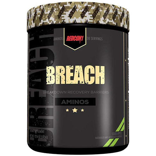 Shop RedCon1 Breach, 30 Serving, Sour Apple online  sports-nutrition-post-workout-and-recovery-products