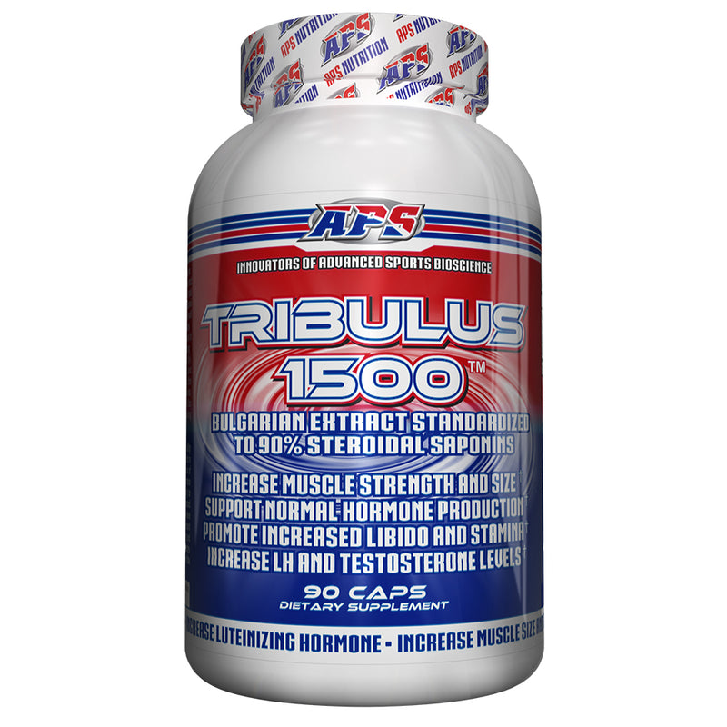 Shop APS Nutrition Tribulus 1500, 90 Capsule online  sports-nutrition-testosterone-boosters