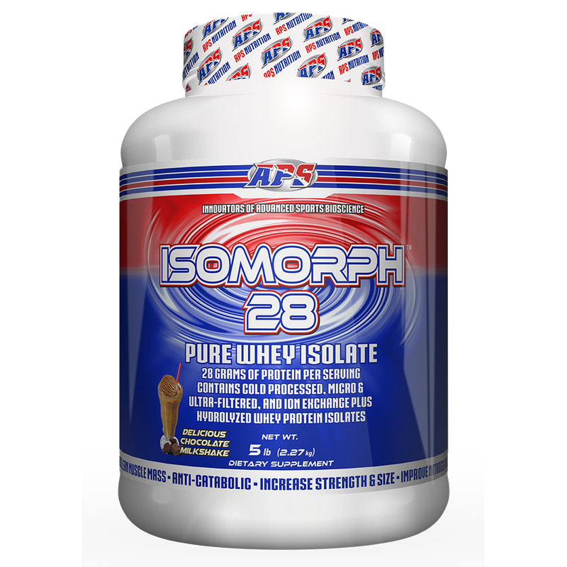 Shop APS Nutrition Isomorph 28, Chocolate Milkshake, 5 Pound online  sports-nutrition-protein-powder-blends