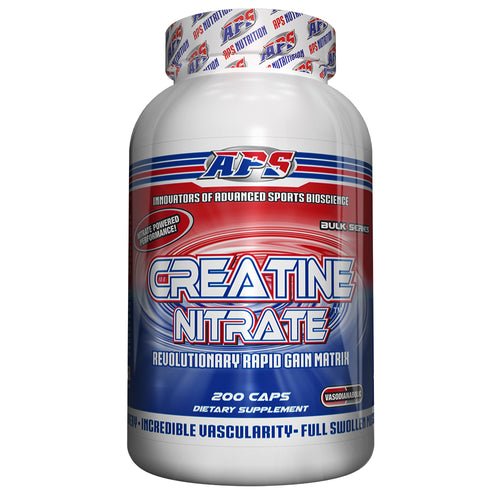Shop APS Nutrition Creatine Nitrate, 200 Capsule online  creatine-nutritional-supplements