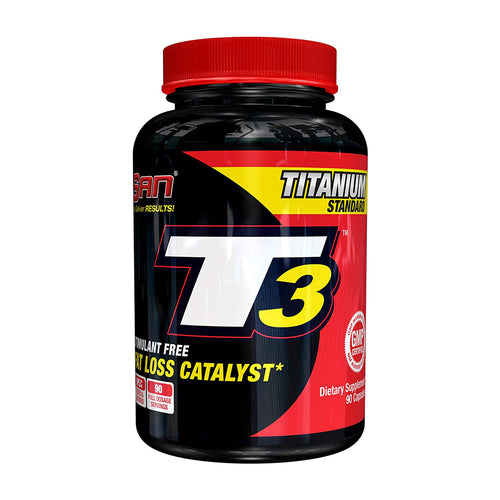 Shop SAN Nutrition T3, 90 Capsule online  fat-burner-weight-loss-supplements