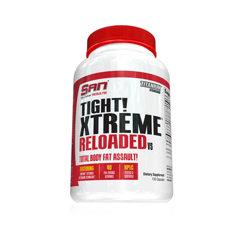 Shop SAN Nutrition Tight! Xtreme Reloaded V5, 120 Capsule online  fat-burner-weight-loss-supplements