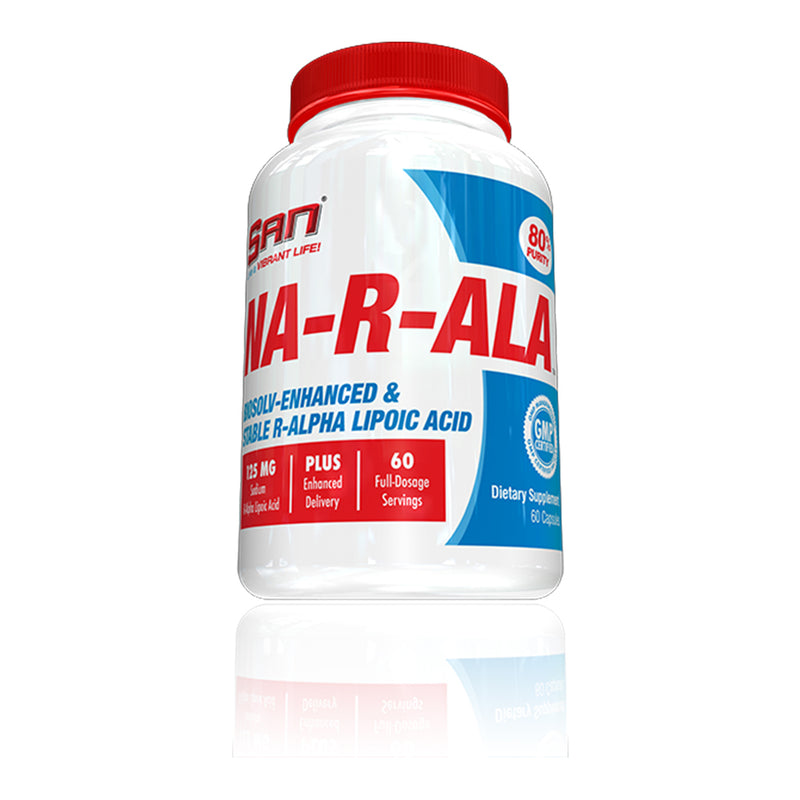 Shop SAN Nutrition NA-R-ALA, 60 Capsule online  nutritional-supplements