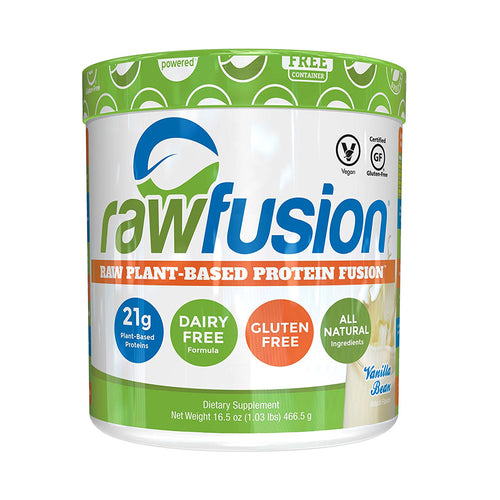 Shop SAN Nutrition RawFusion, Vanilla Bean, 15 Serving online  sports-nutrition-protein-powder-blends