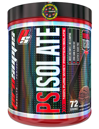 Shop Pro Supps PS Isolate, Chocolate, 4 Pound online  sports-nutrition-whey-protein-powders