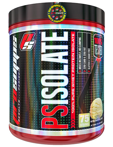 Shop Pro Supps PS Isolate, Vanilla, 4 Pound online  sports-nutrition-whey-protein-powders