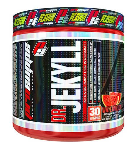 Shop Pro Supps Dr Jekyll, Watermelon, 30 Serving online  sports-nutrition-pre-workout-powders