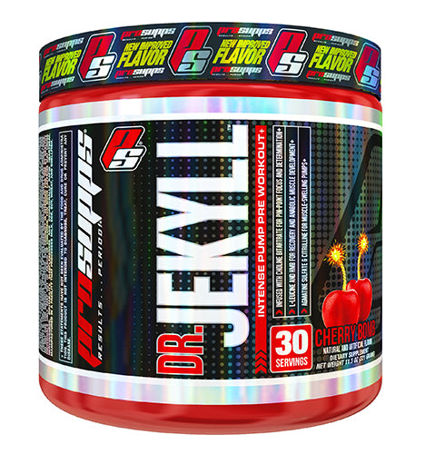 Shop Pro Supps Dr Jekyll, Cherry Bomb, 30 Serving online  sports-nutrition-pre-workout-powders