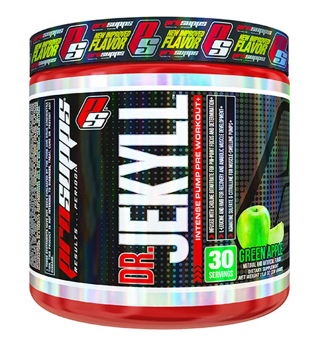 Shop Pro Supps Dr Jekyll, Green Apple, 30 Serving online  sports-nutrition-pre-workout-powders