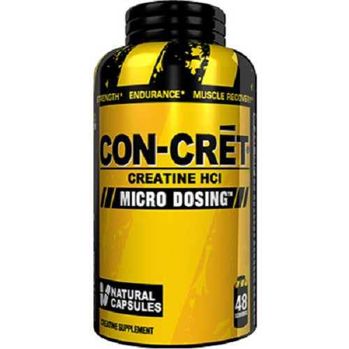 Shop ProMera Sports CON-CRET, 48 Serving (Natural Capsules) online  creatine-nutritional-supplements