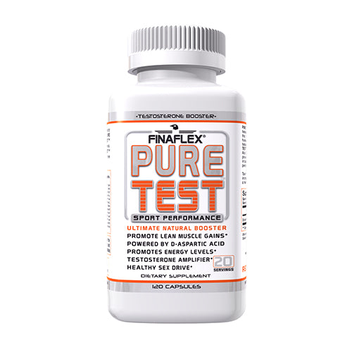 Shop Finaflex Pure Test, 120 Capsule online  sports-nutrition-testosterone-boosters