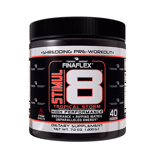 Shop Finaflex Stimul8, Tropical Storm, 40 Serving online  sports-nutrition-pre-workout-supplements