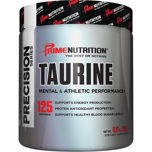 Shop Prime Nutrition Taurine, 125 Serving online  taurine-nutritional-supplements