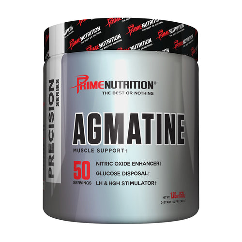 Shop Prime Nutrition Agmatine, 50 Serving online  sports-nutrition-testosterone-boosters