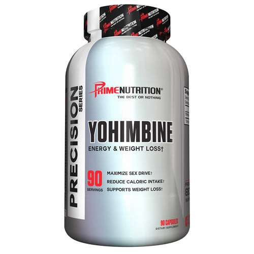 Shop Prime Nutrition Yohimbine, 90 Serving online  sports-nutrition-endurance-energy-herbal-products