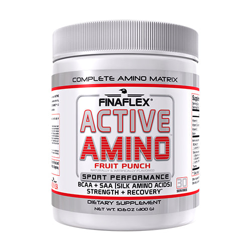 Shop Finaflex Active Amino, Fruit Punch, 30 Serving online  branched-chain-amino-acids-nutritional-supplements