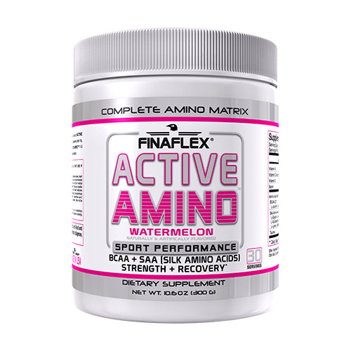 Shop Finaflex Active Amino, Watermelon, 30 Serving online  branched-chain-amino-acids-nutritional-supplements