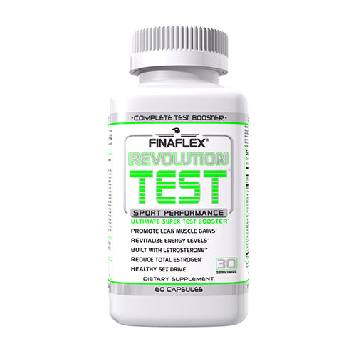 Shop Finaflex Revolution Test, 60 Capsule online  sports-nutrition-testosterone-boosters