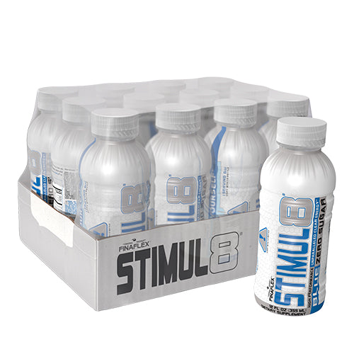 Shop Finaflex Stimul8 RTD, Blue, 12 Count online  sports-nutrition-endurance-and-energy-drinks