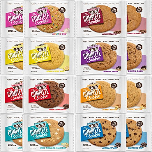 Shop Lenny & Larry's Complete Cookie, Variety, 16 Count online  packaged-chocolate-snack-cookies