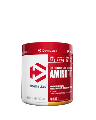 Shop Dymatize Amino Pro, Orange, 30 Serving online  branched-chain-amino-acids-nutritional-supplements