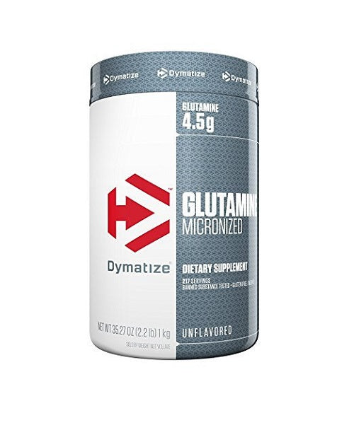 Shop Dymatize Glutamine, 2.2 Pound online  l-glutamine-nutritional-supplements