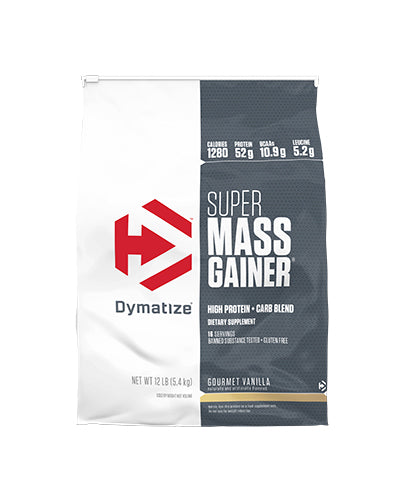 Shop Dymatize Super Mass Gainer, Vanilla, 12 Pound online  sports-nutrition-weight-gainers