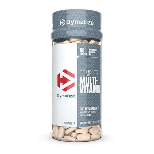 Shop Dymatize Complete Multi-Vitamin, 60 Tablet online  Vitamins