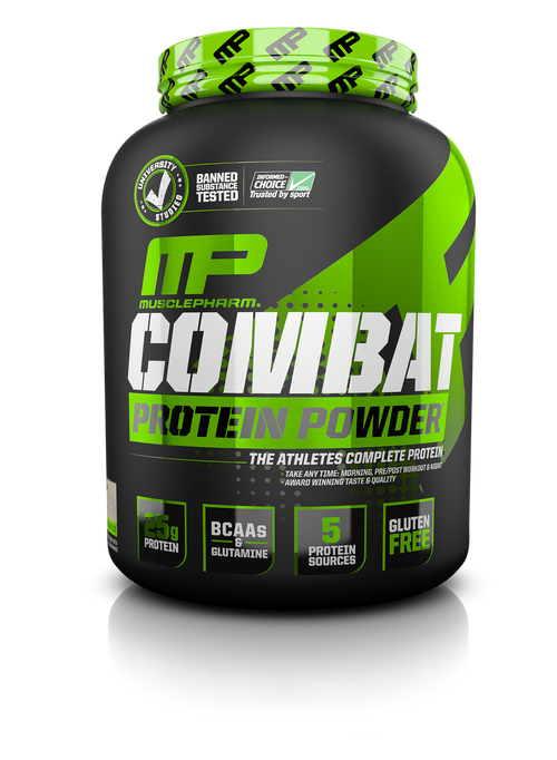 Shop MusclePharm Combat Powder, Triple Berry, 4 Pound online  sports-nutrition-protein-powder-blends