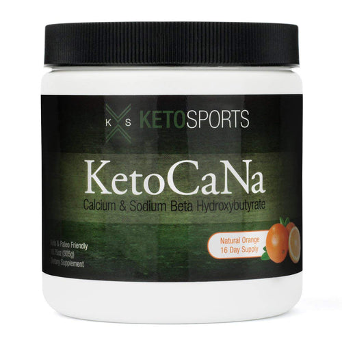 Shop KetoSports KetoCaNa, Natural Orange, 16 Serving online  sports-nutrition-multivitamins