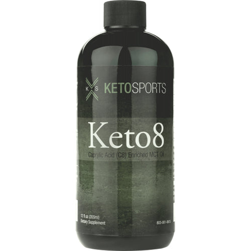 Shop KetoSports Keto8, 12 Fluid Ounce online  mct-oil-nutritional-supplements