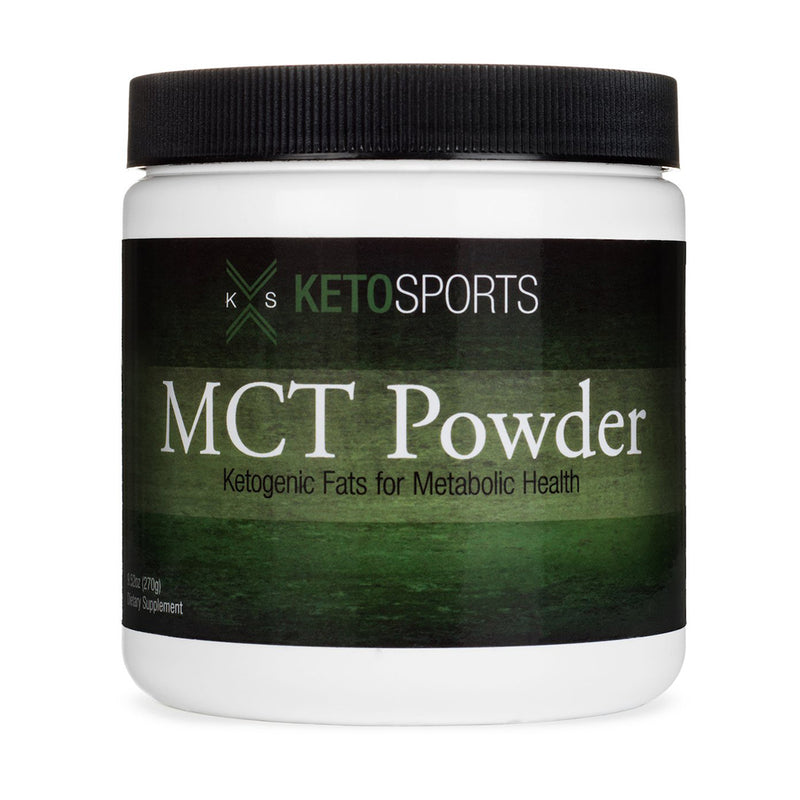 Shop KetoSports MCT Powder, 270 Gram online  mct-oil-nutritional-supplements
