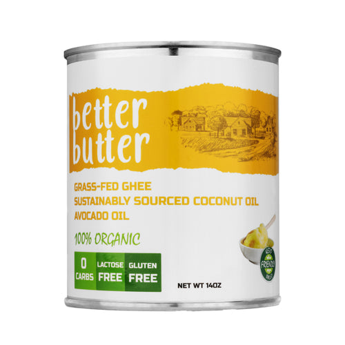Shop KetoSports Better Butter, 14 Ounce online  coconut-oils