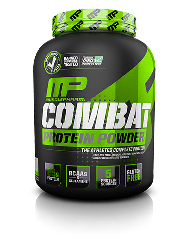 Shop MusclePharm Combat Powder, Cookies N Cream, 4 Pound online  sports-nutrition-protein-powder-blends