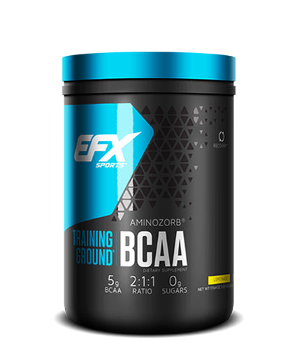 Shop EFX Sports Training Ground BCAA, Lemonade, 500 Gram online  branched-chain-amino-acids-nutritional-supplements
