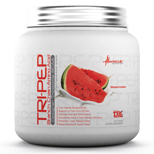 Shop Metabolic Nutrition Tri-Pep, Watermelon, 40 Serving online  sports-nutrition-post-workout-and-recovery-powders