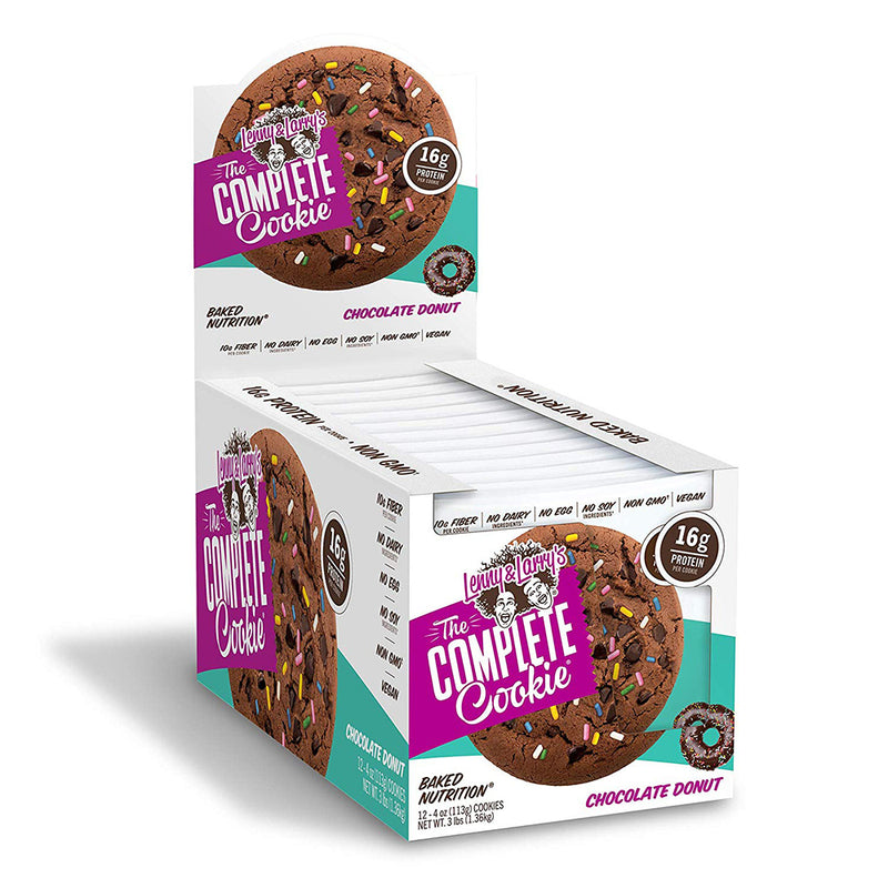 Shop Lenny & Larry's Complete Cookie, Chocolate Donut, 12 Count online  packaged-chocolate-snack-cookies