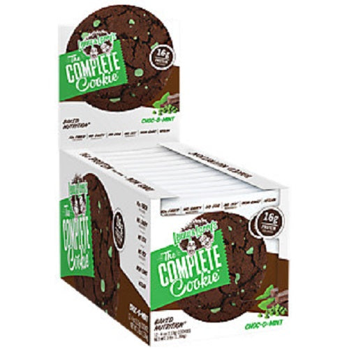 Shop Lenny & Larry's Complete Cookie, Choc-O-Mint, 12 Count online  packaged-chocolate-snack-cookies