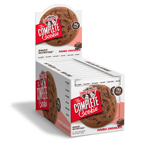Shop Lenny & Larry's Complete Cookie, Double Chocolate, 12 Count online  packaged-chocolate-snack-cookies