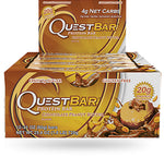 Shop Quest Nutrition Quest Bar, Chocolate Peanut Butter, 12 Count online  sports-nutrition-protein-bars