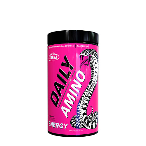 Shop Cobra Labs Daily Amino, Mixed Berry Blast, 30 Serving online  amino-acids